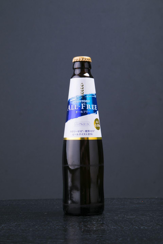 オールフリー(ビールテイスト飲料)