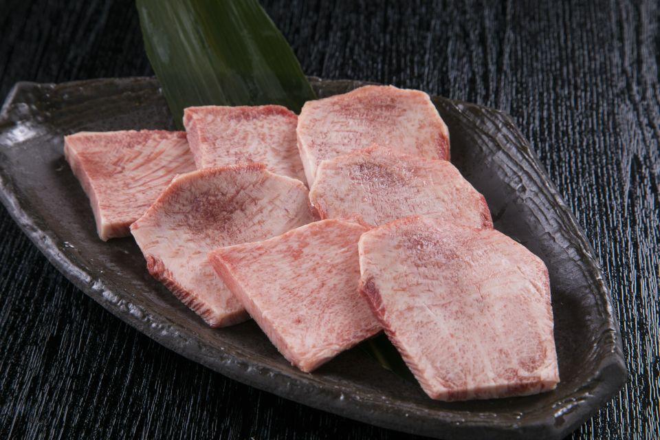 極上塩タン(黒毛和牛)